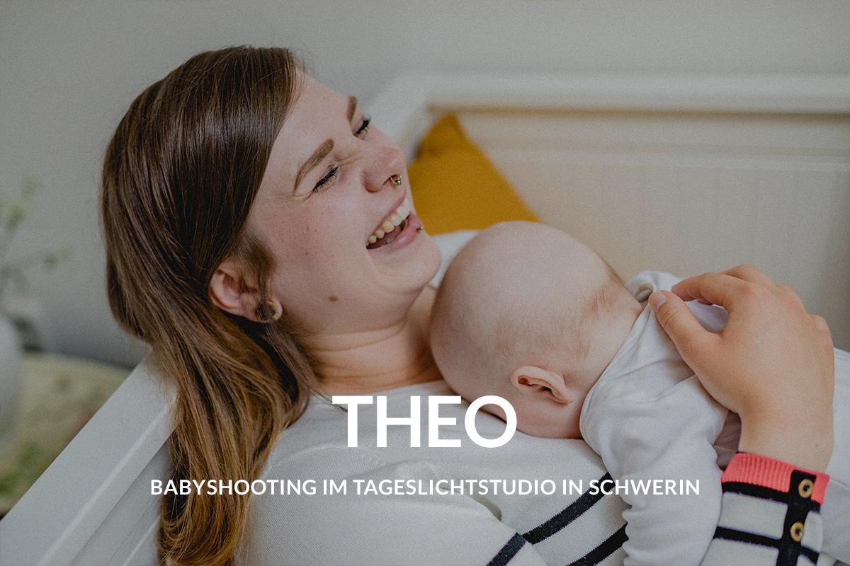 Virginia Pech Fotografie Homestory Baby Babyshooting Familienshooting Schwerin Schelfstadt Theo 01