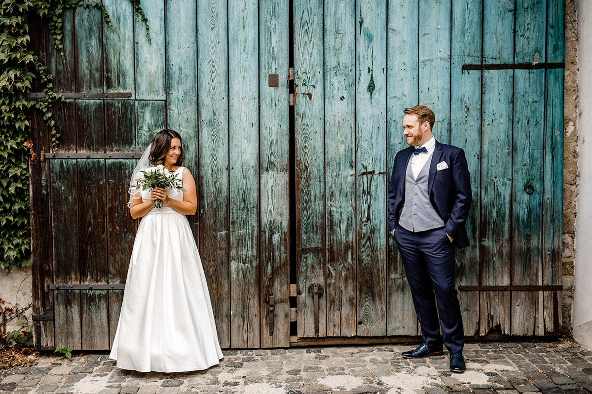 Virginia Pech Hochzeitsfotografie Weinberge Weingut Junghof Undenheim M & C 49